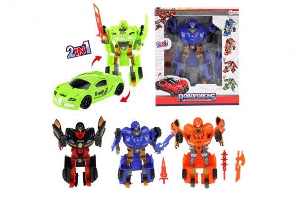Transformer auto/robot - 20 mm