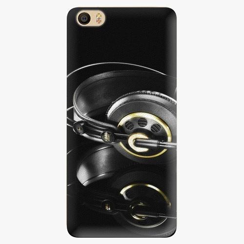 Plastový kryt iSaprio - Headphones 02 - Xiaomi Mi5
