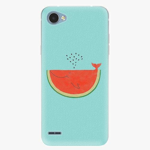 Plastový kryt iSaprio - Melon - LG Q6