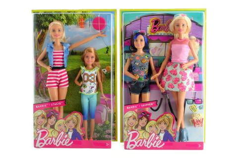 Barbie Sestry dvojitý set DWJ63