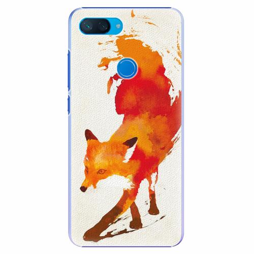 Plastový kryt iSaprio - Fast Fox - Xiaomi Mi 8 Lite