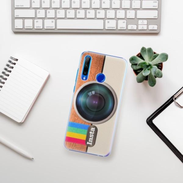 Plastové pouzdro iSaprio - Insta - Huawei Honor 20 Lite