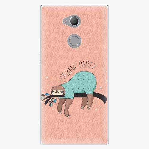 Plastový kryt iSaprio - Pajama Party - Sony Xperia XA2 Ultra
