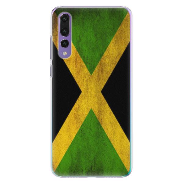 Plastové pouzdro iSaprio - Flag of Jamaica - Huawei P20 Pro
