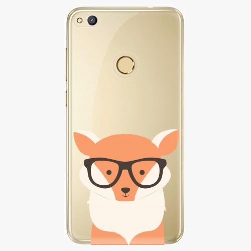 Plastový kryt iSaprio - Orange Fox - Huawei Honor 8 Lite