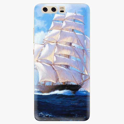 Plastový kryt iSaprio - Sailing Boat - Huawei P10