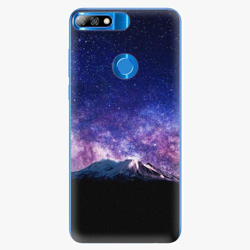 Plastový kryt iSaprio - Milky Way - Huawei Y7 Prime 2018
