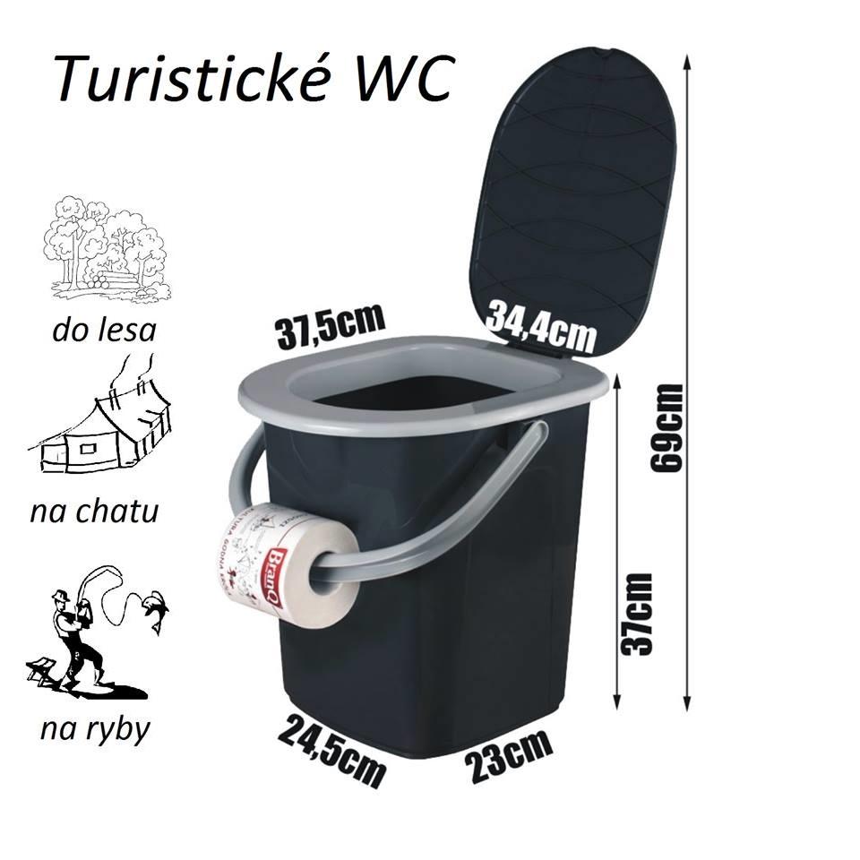 WC kbelík 22l