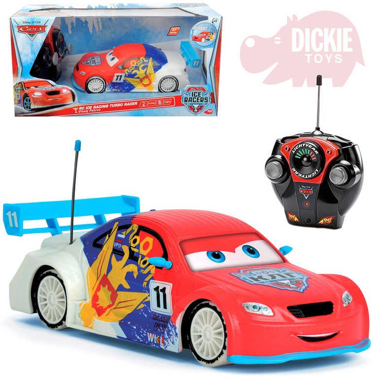 DICKIE RC Auto Petrov Ice Racing 17cm 27MHz na vysílačku 1:24 Cars (Auta) Turbo