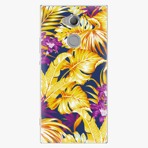 Plastový kryt iSaprio - Tropical Orange 04 - Sony Xperia XA2 Ultra