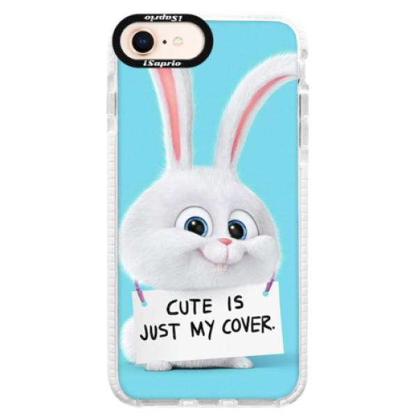 Silikonové pouzdro Bumper iSaprio - My Cover - iPhone 8