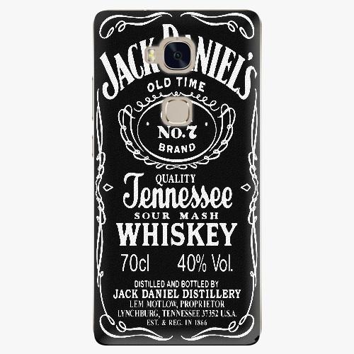 Plastový kryt iSaprio - Jack Daniels - Huawei Honor 5X
