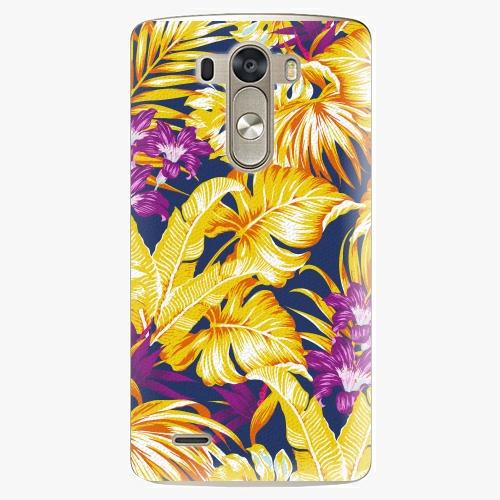 Plastový kryt iSaprio - Tropical Orange 04 - LG G3 (D855)