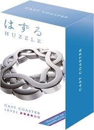 Huzzle Cast - Coaster