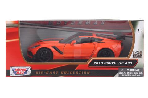 1:24 2019 Corvette ZR1