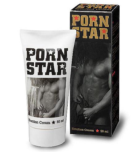 Porn star erekční krém 50 ml