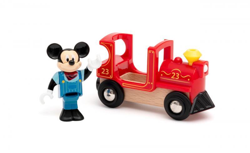 Disney and Friends Lokomotiva Myšáka Mickeyho