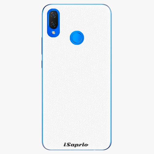 Plastový kryt iSaprio - 4Pure - bílý - Huawei Nova 3i