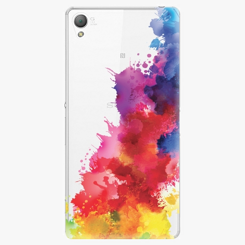 Plastový kryt iSaprio - Color Splash 01 - Sony Xperia Z3