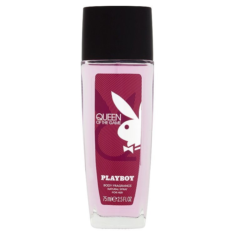 Queen of the Game Deodorant natural sprej 75 ml
