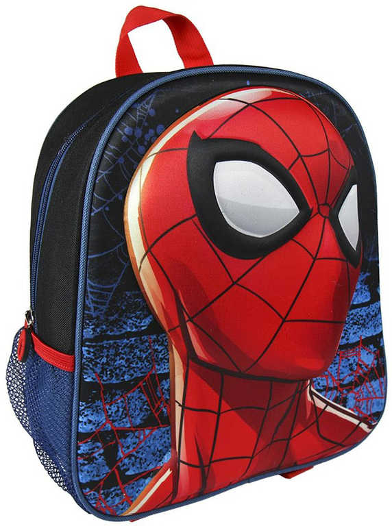 Batoh dětský na záda Spiderman 3D klučičí
