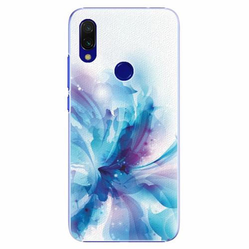 Abstract Flower   Xiaomi Redmi 7
