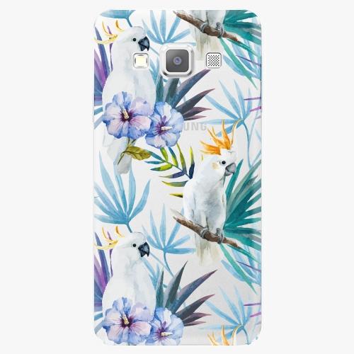 Plastový kryt iSaprio - Parrot Pattern 01 - Samsung Galaxy A5