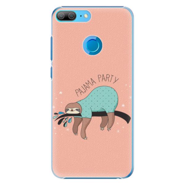 Plastové pouzdro iSaprio - Pajama Party - Huawei Honor 9 Lite