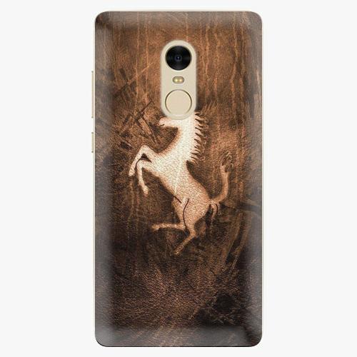 Plastový kryt iSaprio - Vintage Horse - Xiaomi Redmi Note 4