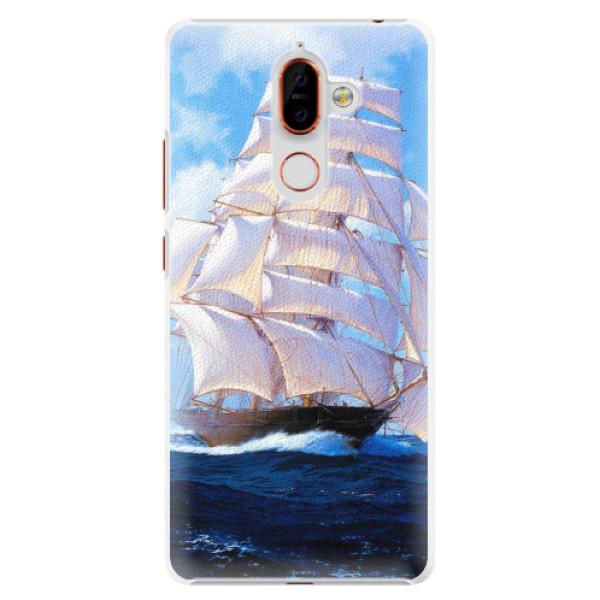 Plastové pouzdro iSaprio - Sailing Boat - Nokia 7 Plus