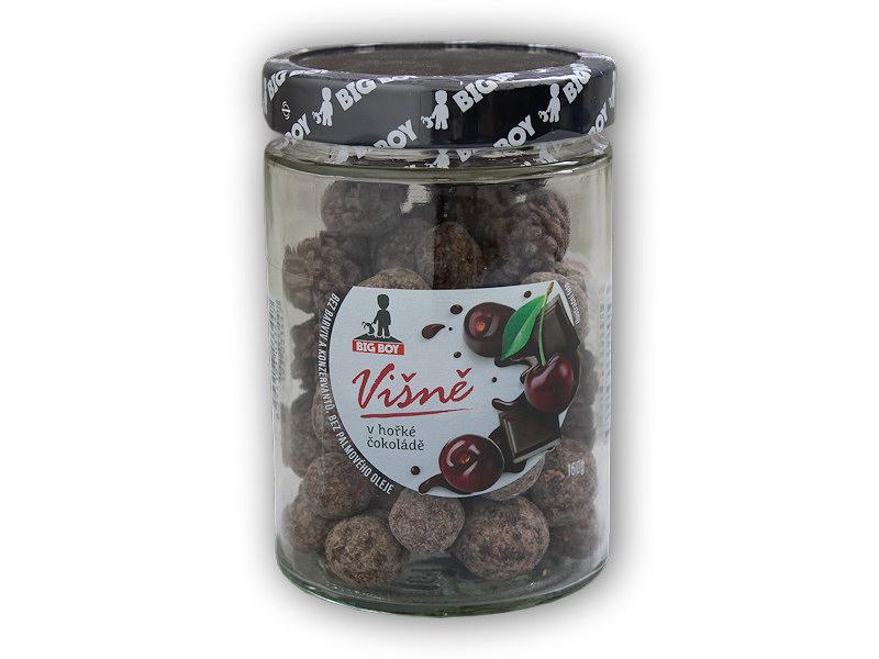 Višně v tmavé čokoládě 160g