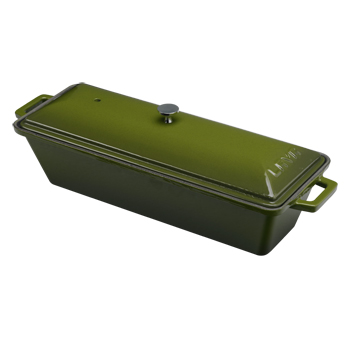 Litinová terina - zelená