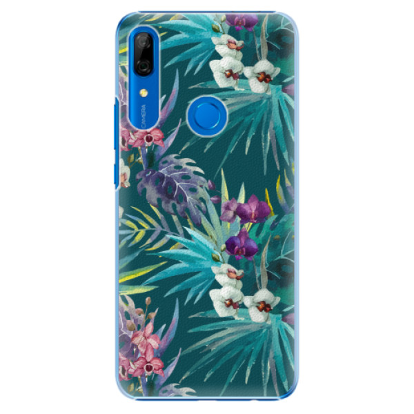 Plastové pouzdro iSaprio - Tropical Blue 01 - Huawei P Smart Z