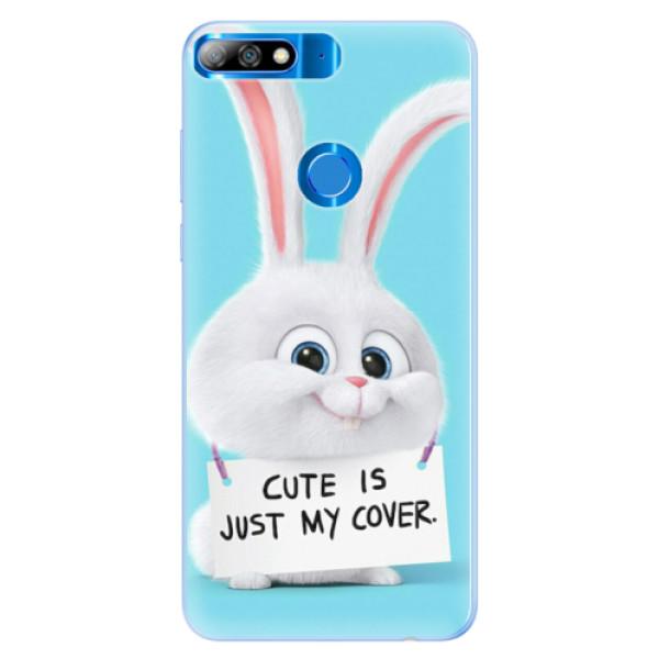 Silikonové pouzdro iSaprio - My Cover - Huawei Y7 Prime 2018