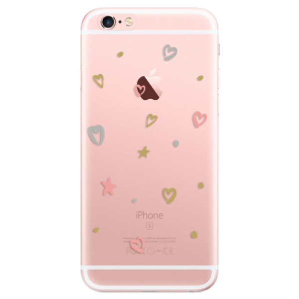 Odolné silikonové pouzdro iSaprio - Lovely Pattern - iPhone 6 Plus/6S Plus