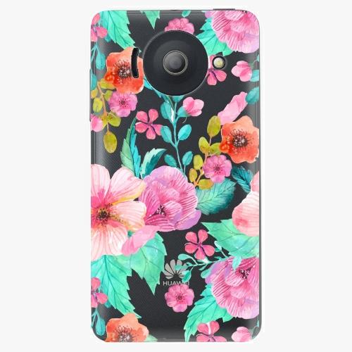 Plastový kryt iSaprio - Flower Pattern 01 - Huawei Ascend Y300
