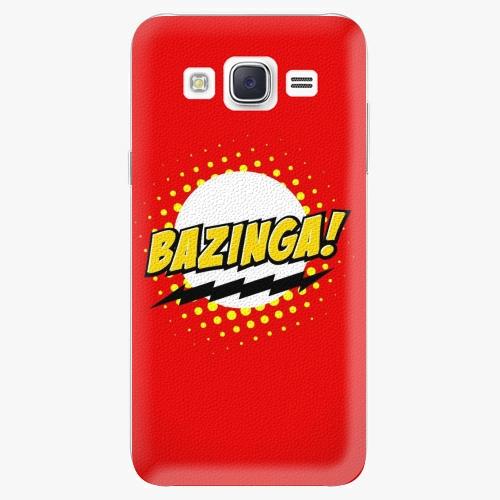 Plastový kryt iSaprio - Bazinga 01 - Samsung Galaxy J5