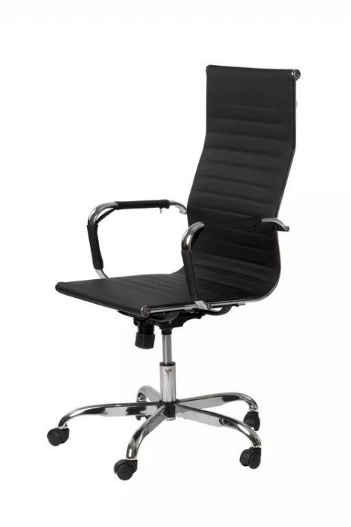 Kancelářská židle Portoriko - černá