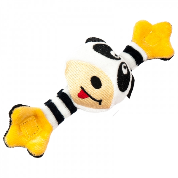 Hencz Toys Chrastítko na ručičku - panda