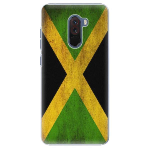 Plastové pouzdro iSaprio - Flag of Jamaica - Xiaomi Pocophone F1
