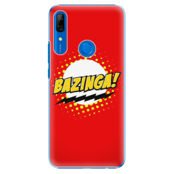 Plastové pouzdro iSaprio - Bazinga 01 - Huawei P Smart Z