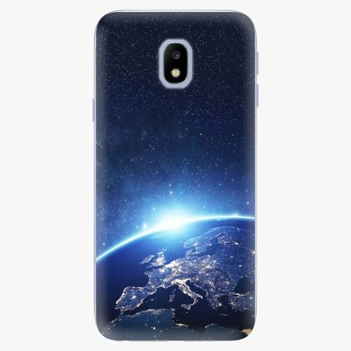 Earth at Night   Samsung Galaxy J3 2017
