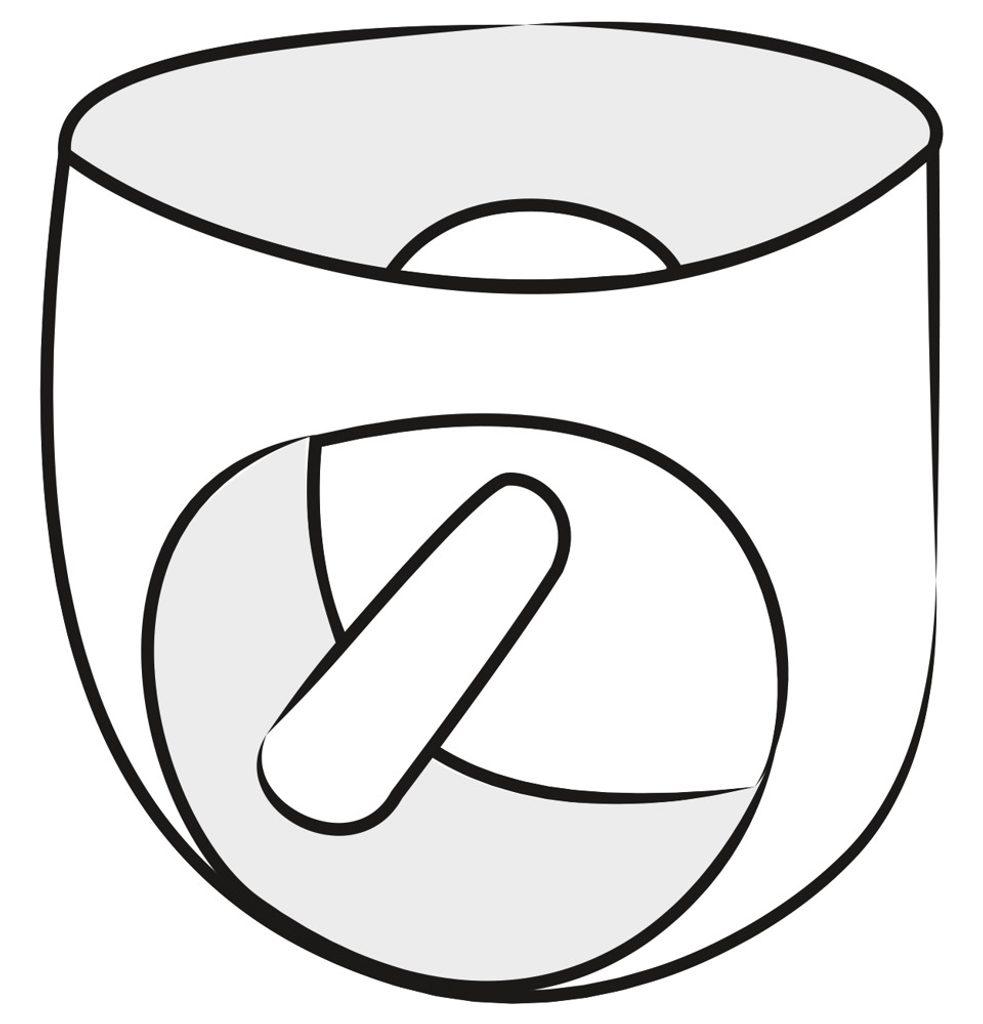 Latexové slipy s análním kolíkem