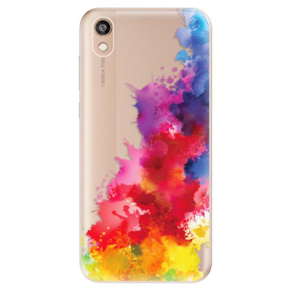 Odolné silikonové pouzdro iSaprio - Color Splash 01 - Huawei Honor 8S