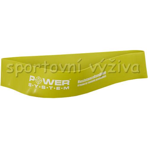 Posilovací guma FLEX LOOP 2 green