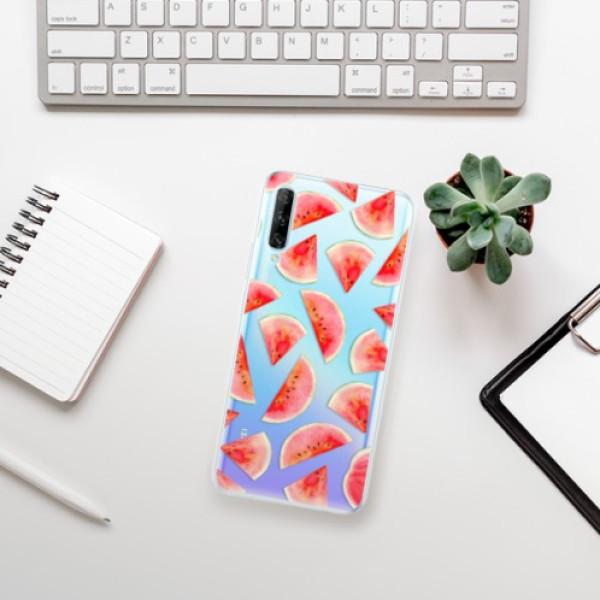 Odolné silikonové pouzdro iSaprio - Melon Pattern 02 - Huawei P Smart Pro