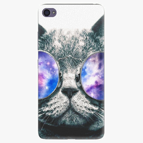 Plastový kryt iSaprio - Galaxy Cat - Lenovo S90