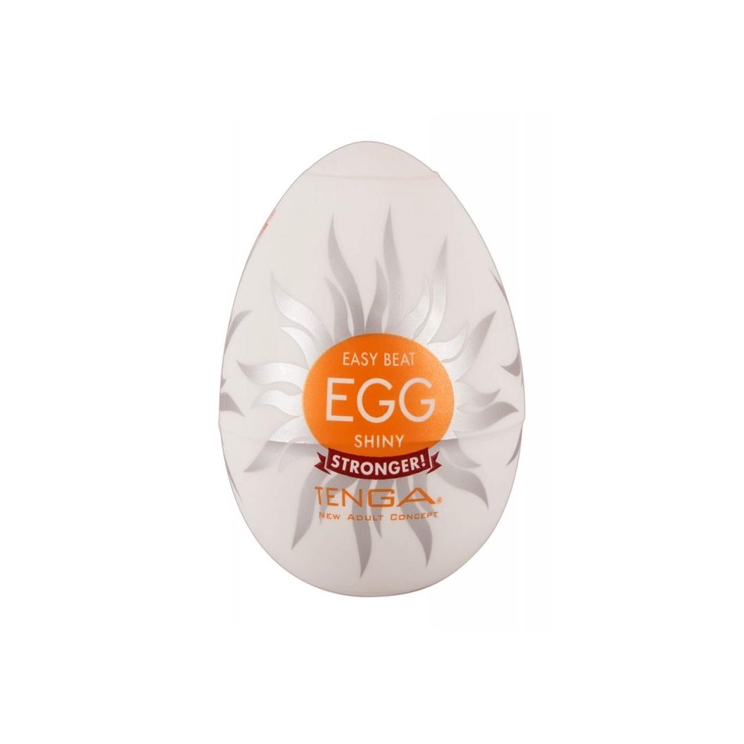 Masturbační vajíčko Tenga Egg Shiny 1 ks