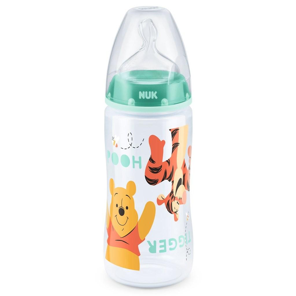 Kojenecká láhev NUK Medvídek Pú 300 ml