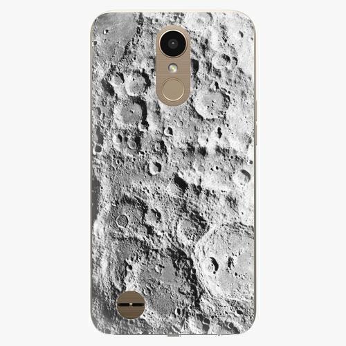 Plastový kryt iSaprio - Moon Surface - LG K10 2017